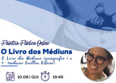 PALESTRA PÚBLICA ON-LINE – 10.06.2021