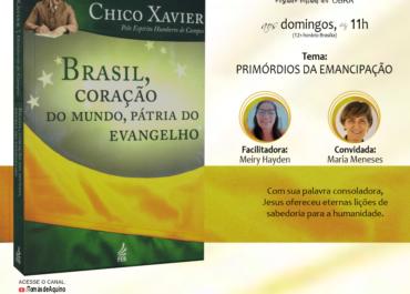 Estudo Virtual do Livro BRASIL, CORAÇÃO DO MUNDO #19