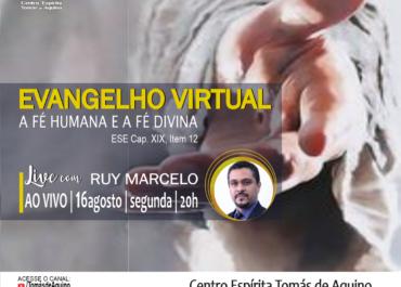 EVANGELHO VIRTUAL com Ruy Marcelo